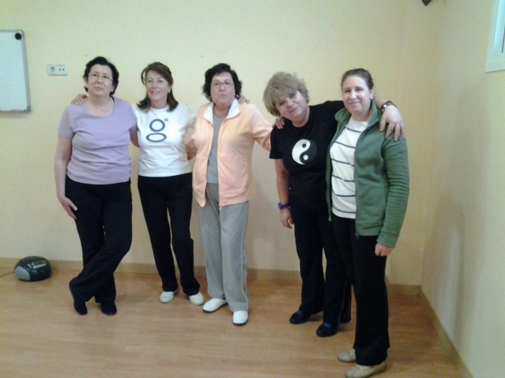 Grupo Gimnasia Mantenimiento – Espacio Theman 1