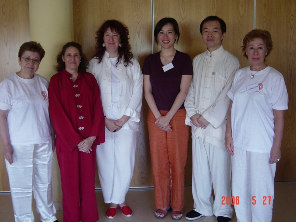 Qi Gong – Las Matas – Madrid – 2006 – 2