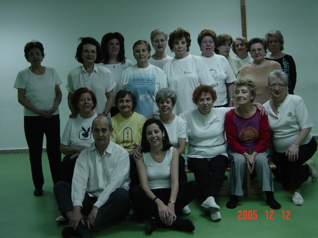 Grupo Wubaomen 4 Qi Gong en Centro Santa Hortensia De Servicios Sociales de Madrid