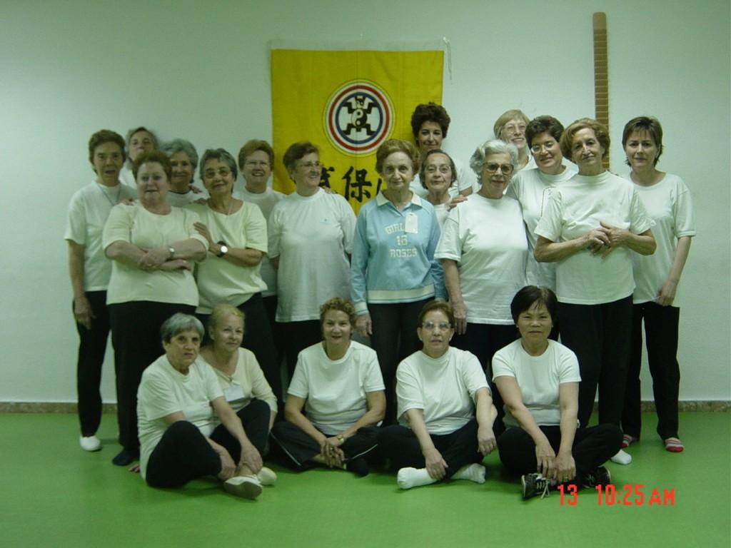Grupo Wubaomen 3 Qi Gong en Centro Santa Hortensia De Servicios Sociales de Madrid