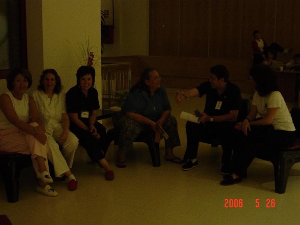 Seminario de Wubaomen Qi Gong en las Matas Ana Zaragoza y Compañeros