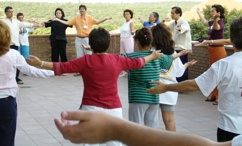 Seminario segunda etapa Qi Gong